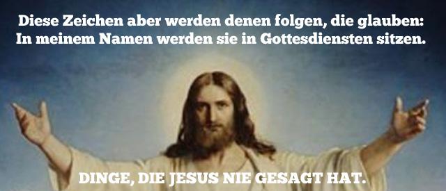 jesusgottesdienst